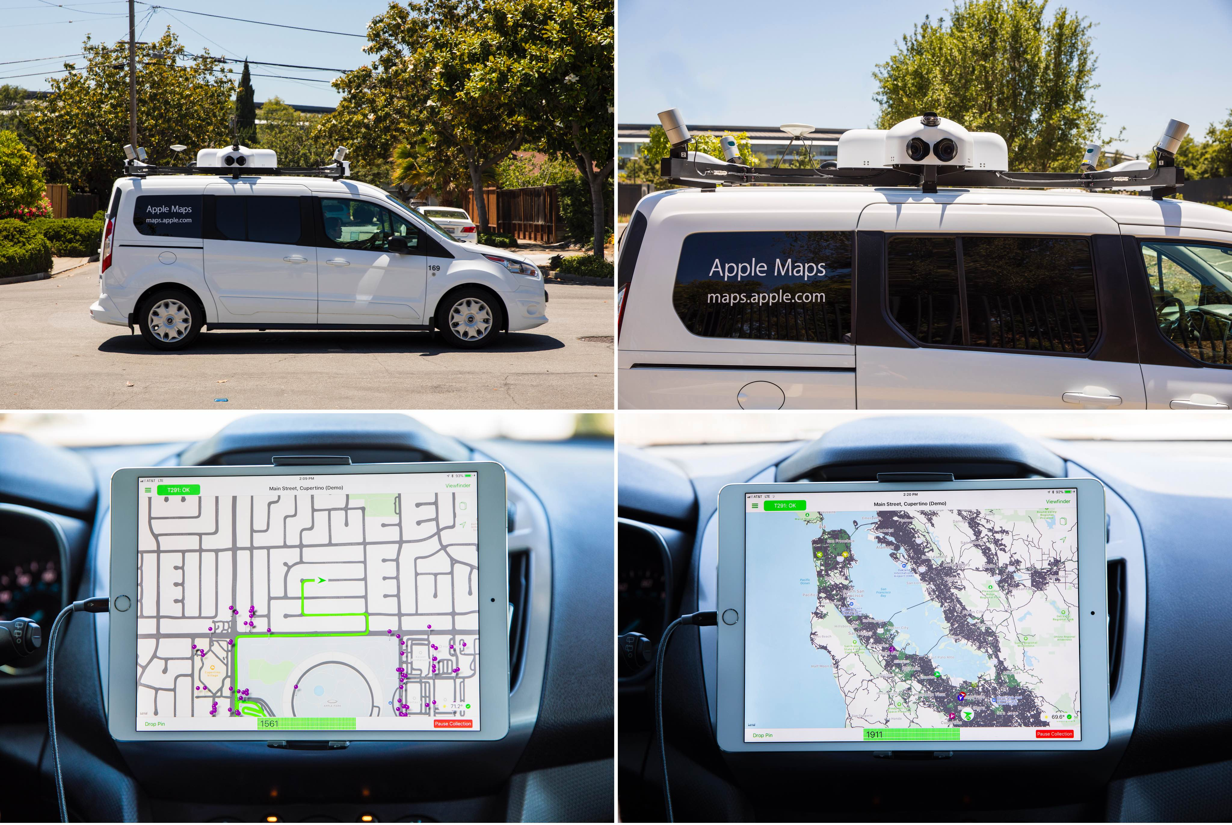 Apple rebuilding Maps from the ground up with Street View-like ... on