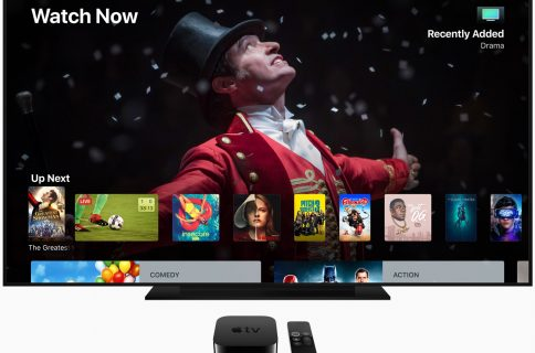 Samsung issues update with new Apple TV app and AirPlay 2 support