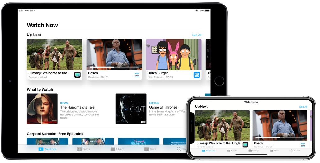 Apple's video-streaming service is coming in April or May but