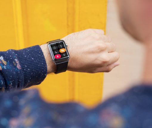 Apple Watch Theater Mode