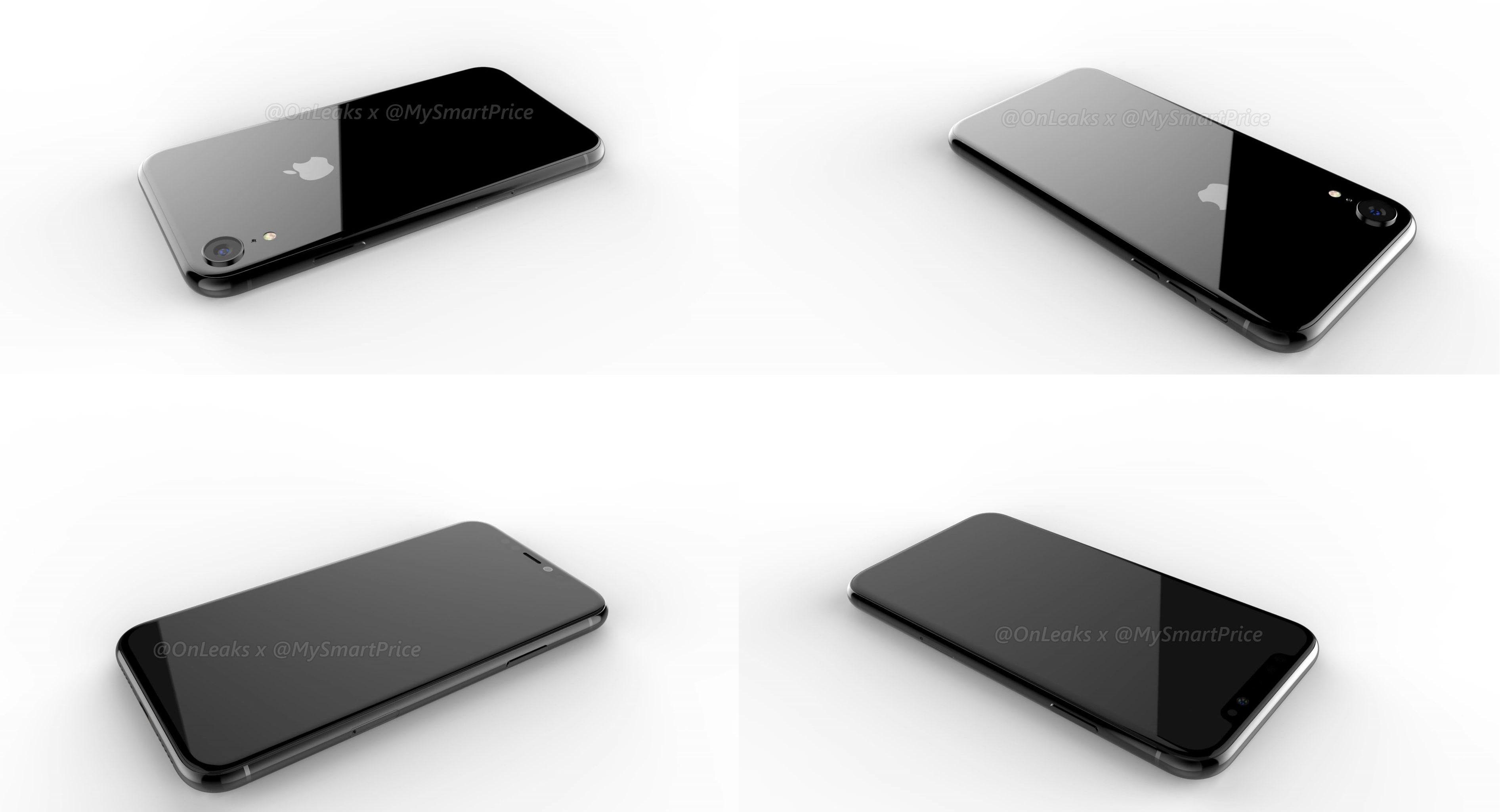 Budget iPhone X mockup
