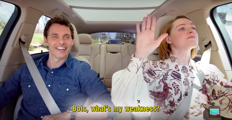 Carpool Karaoke Episode To Star Westworld S James Marsden And Evan