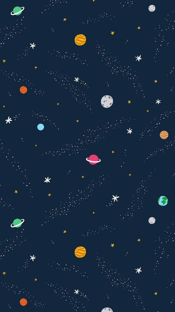 Harris' Space wallpaper