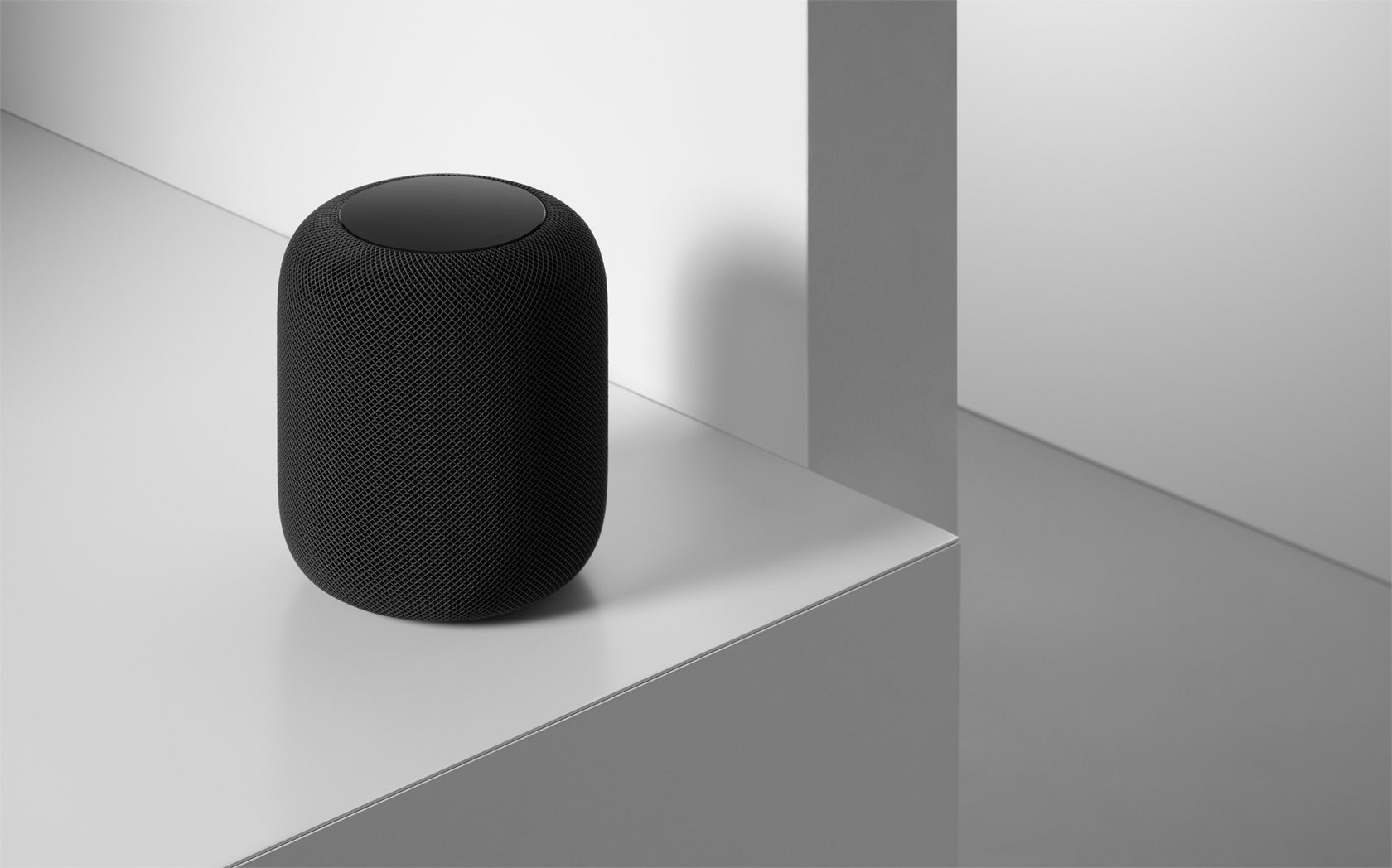 HomePod hero image