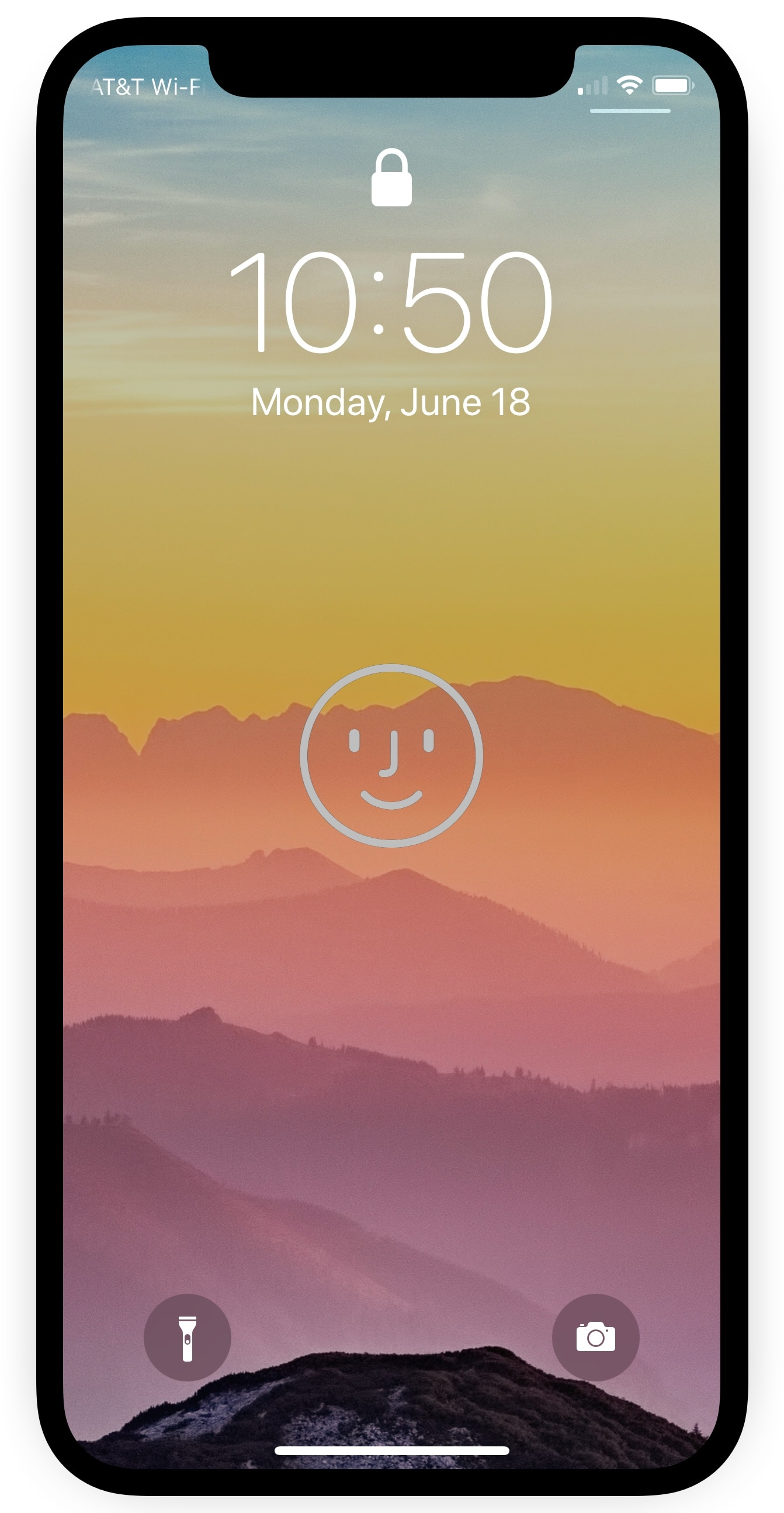 Retry failed Face ID unlocking attempts automatically with