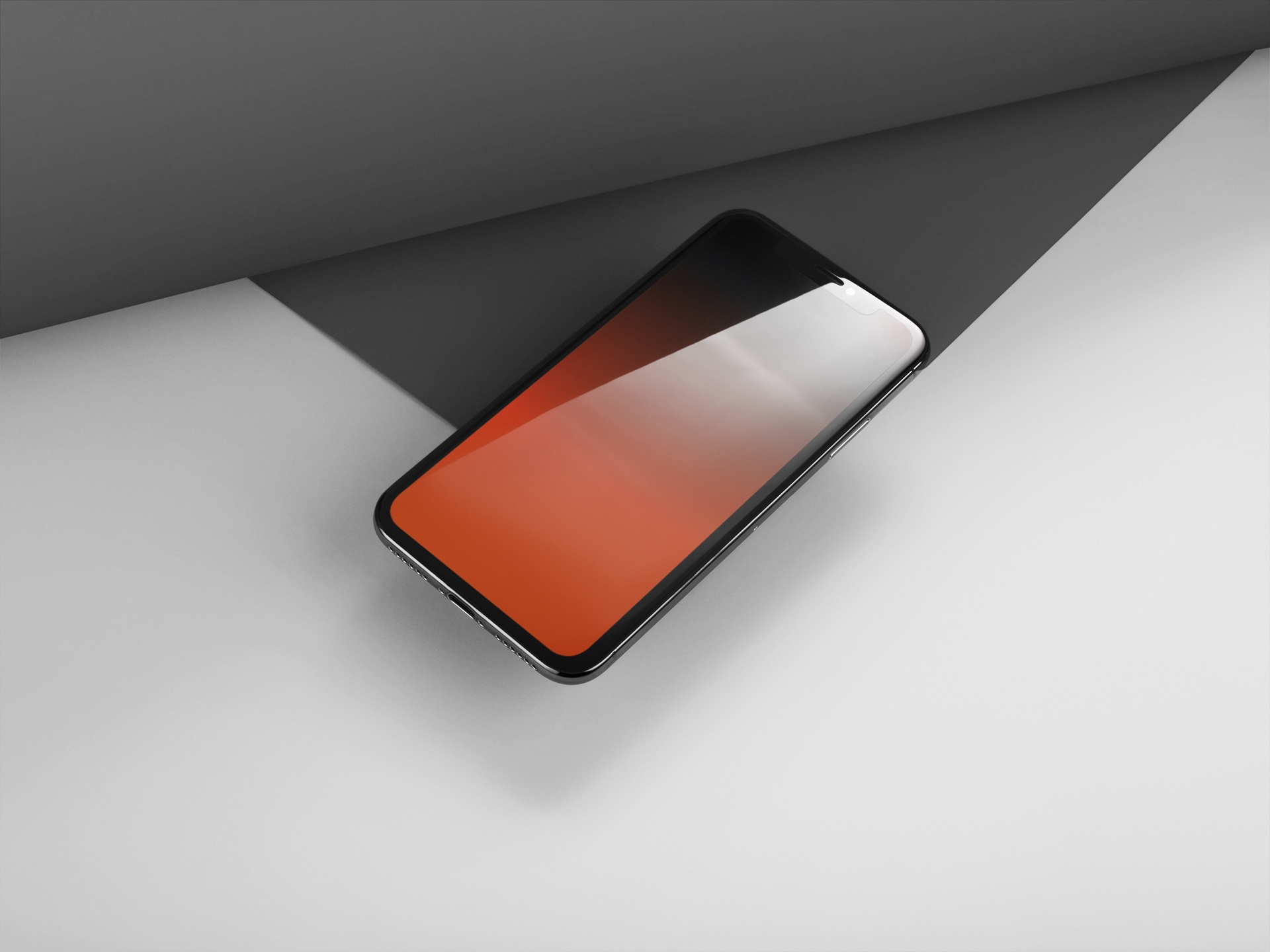 Iphone Wallpaper: Notchless Gradient Wallpapers For IPhone X