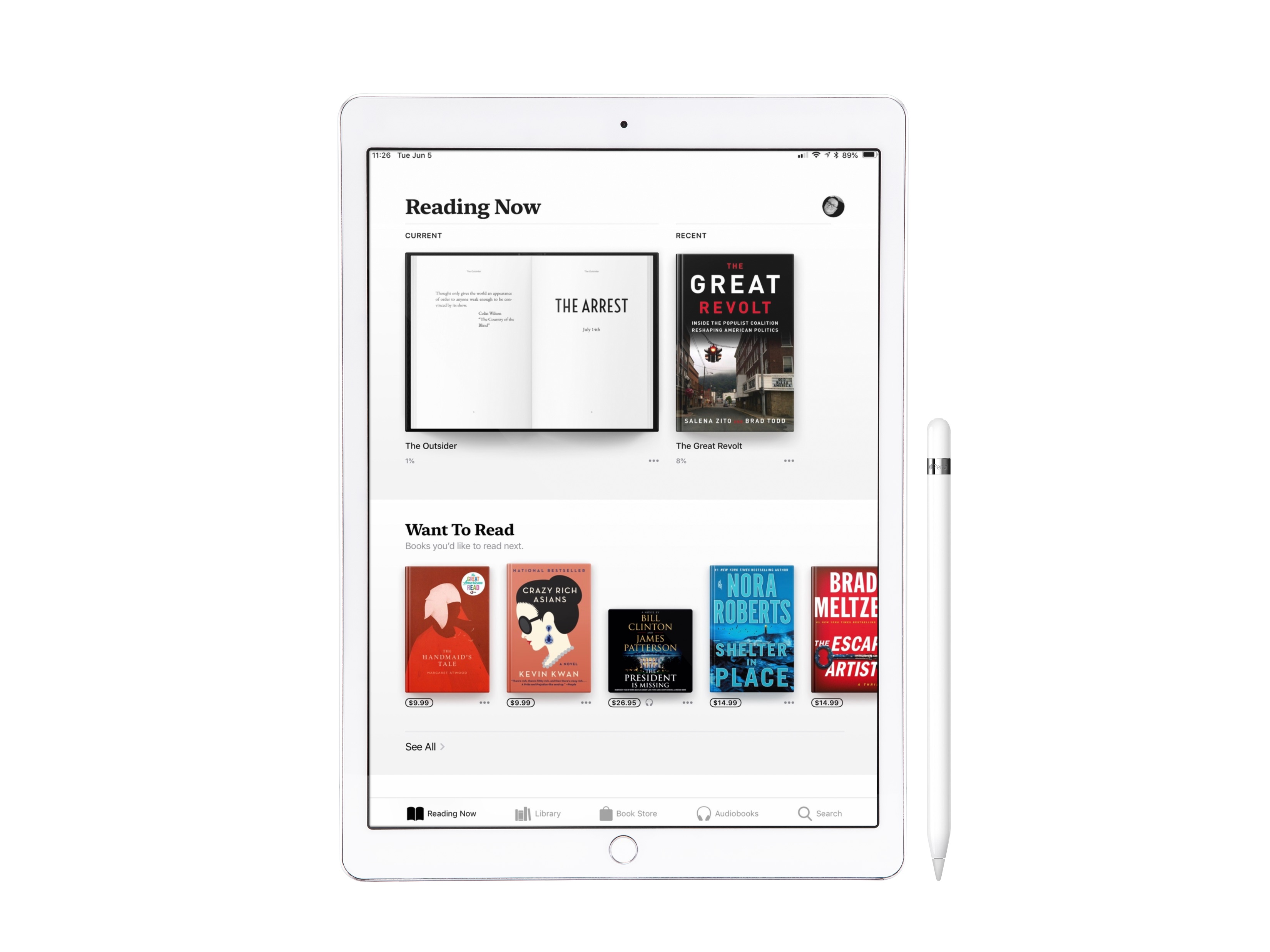 Apple Books app