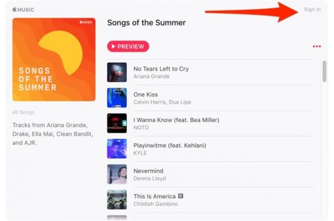Apple Music supports offline playback, paid-only Android ...