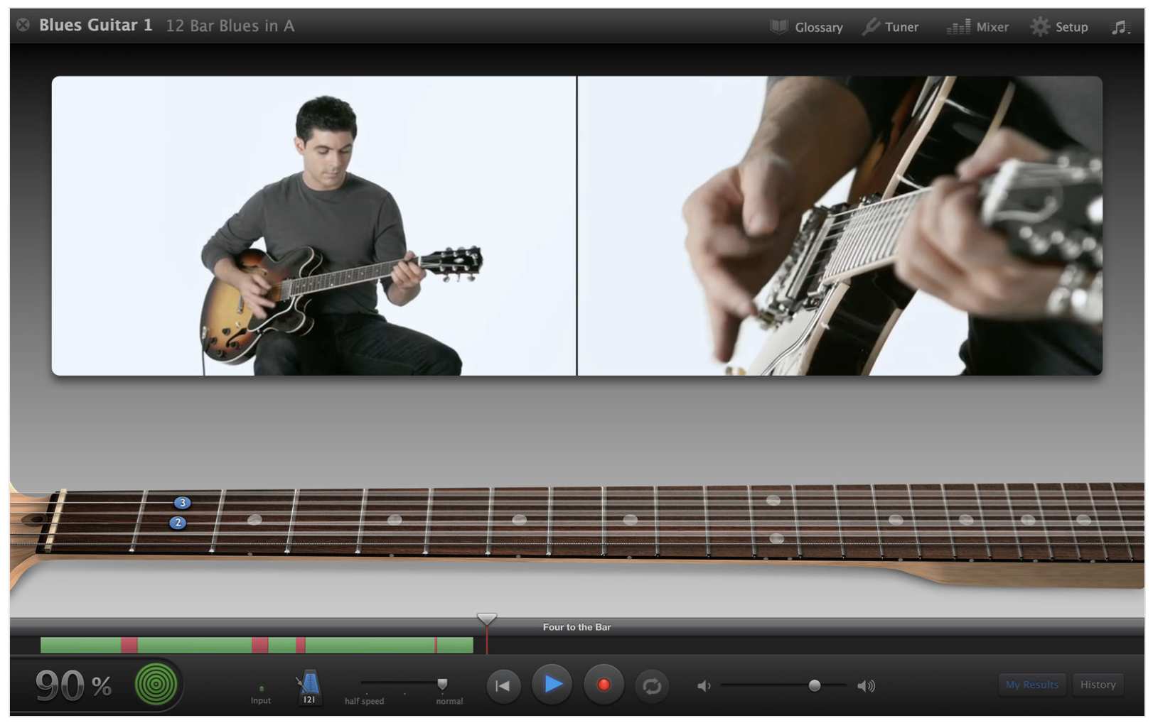 apple updates garageband for mac with new loops sound effects and free artist lessons. Black Bedroom Furniture Sets. Home Design Ideas
