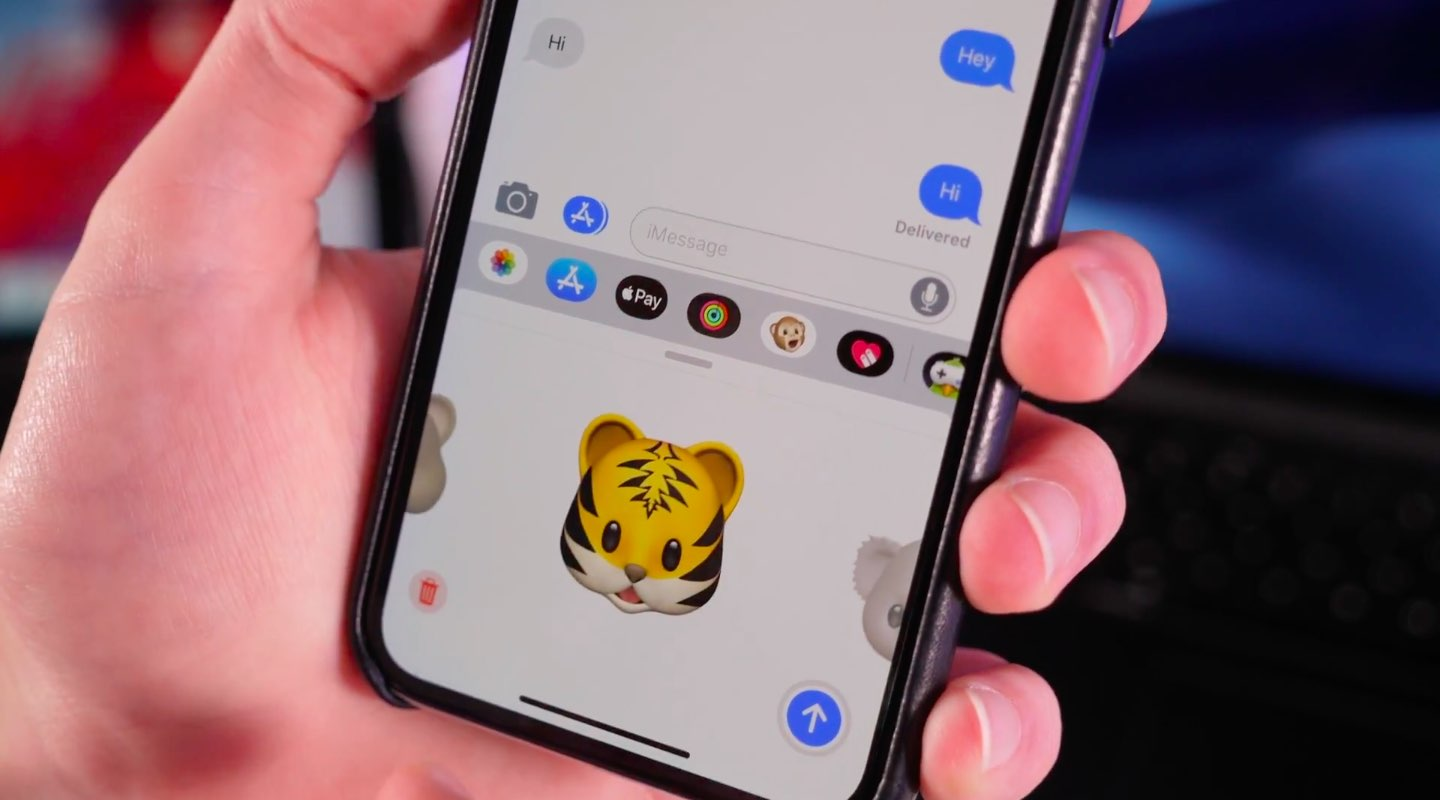 Video hands-on: introducing the new iOS 12 Animoji—ghost