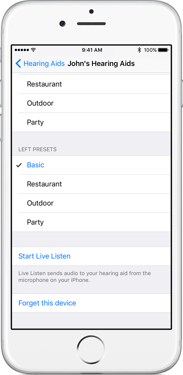 Digital Hearing Aids >> Live Listen feature coming to AirPods in iOS 12