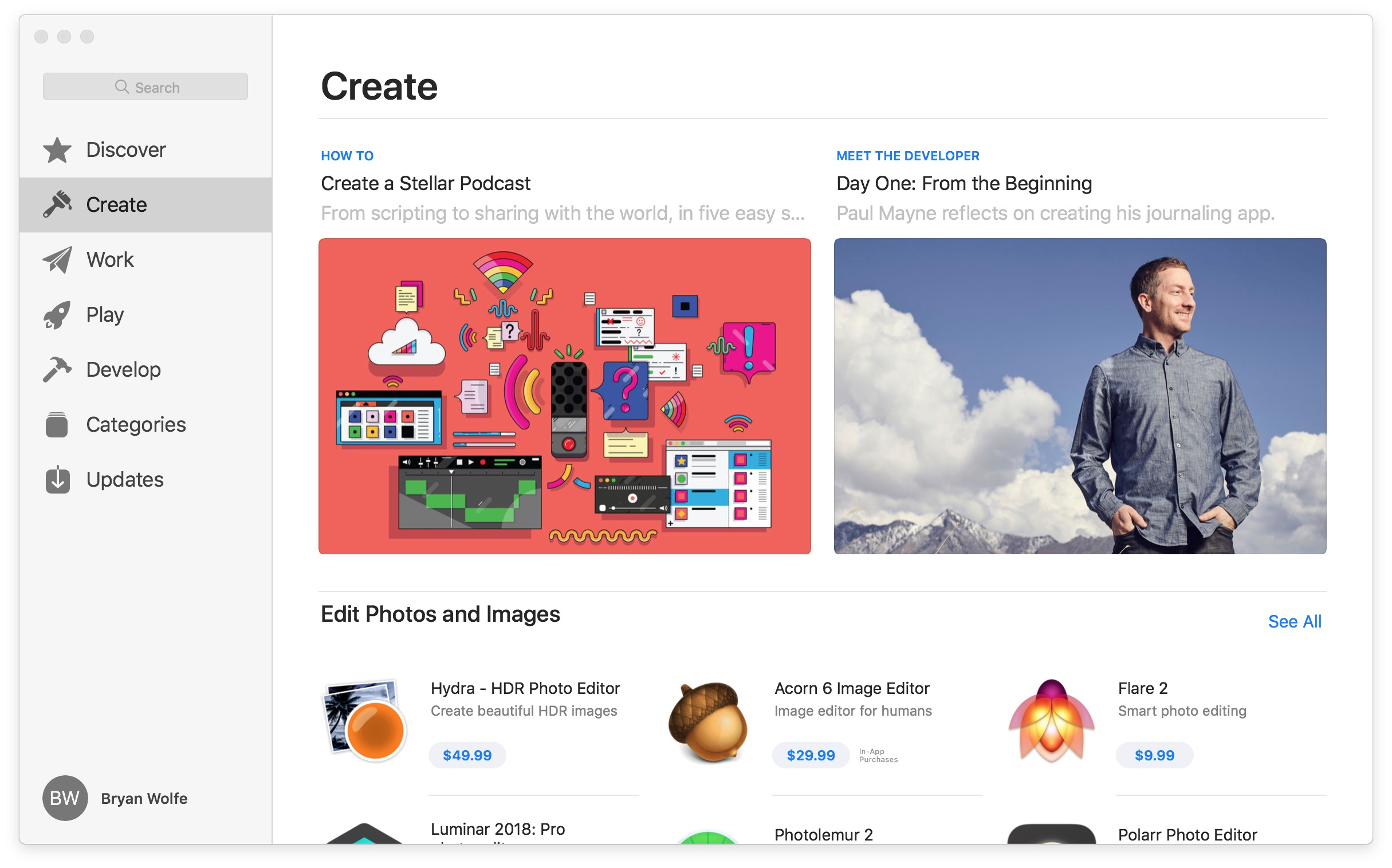 The New Mac App Store In Macos Mojave Feels Comfortably Familiar