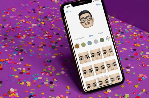 How to use FaceTime camera effects like Animoji and stickers during