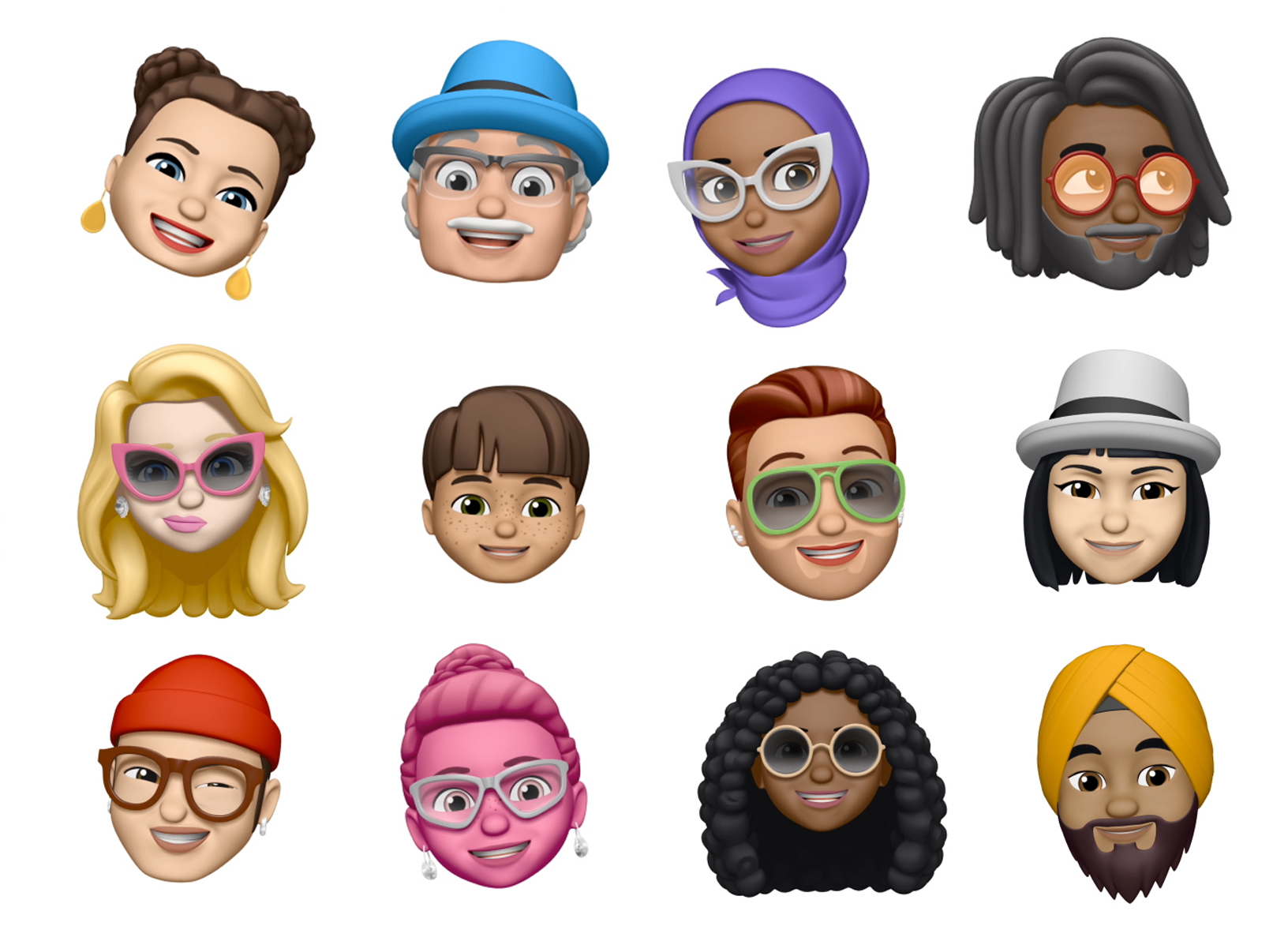 iOS 12 includes new Animoji features and personalized Memoji