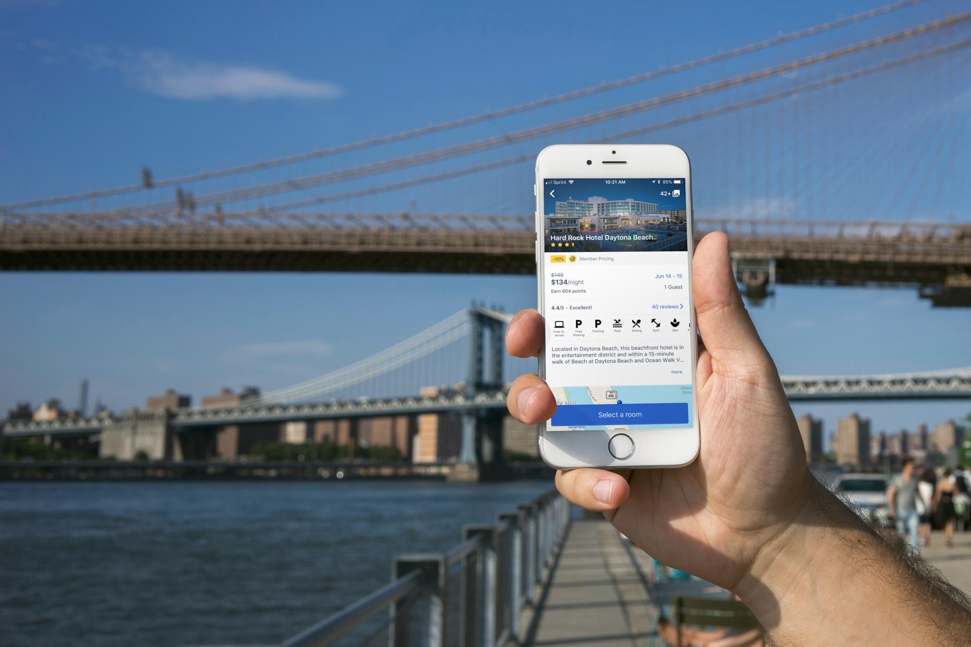 aplicaciones de viaje para iphone