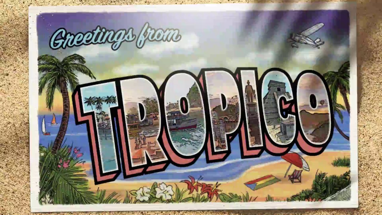 Tropico for iPad