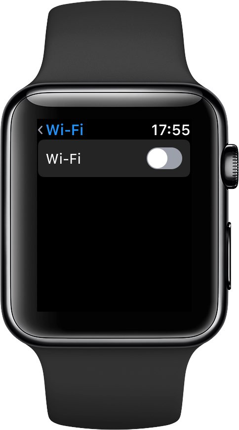 Disconnecting from not only Wi-Fi networks, but apps and Continuity services like AirDrop and AirPlay requires toggling Wi-Fi off in the Settings app