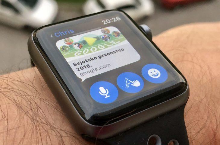 ios 2 apple watch release