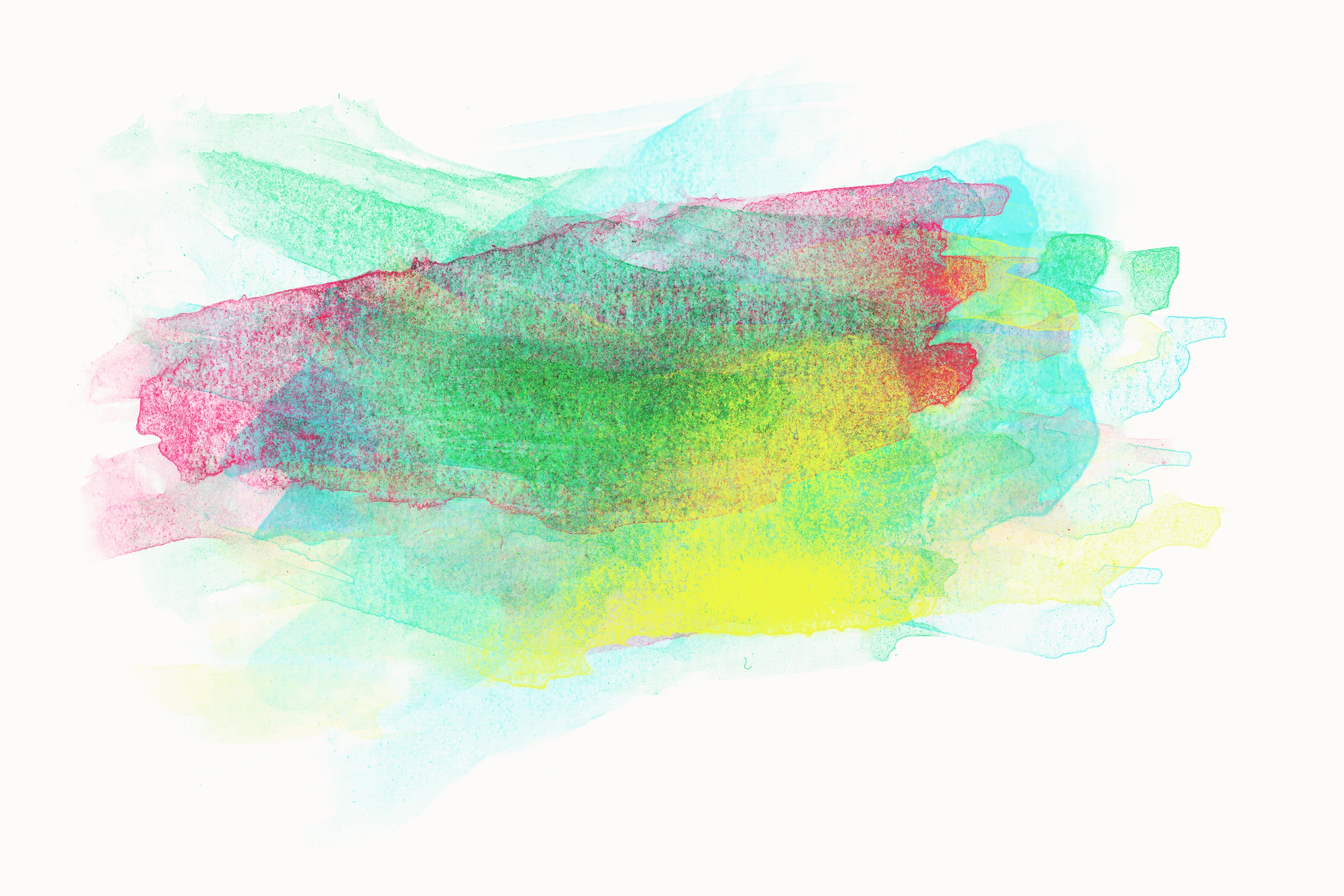 Watercolor wallpapers for iPhone, iPad, or desktop