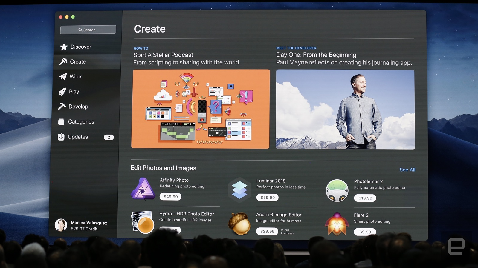 Mac App Store gaining new look and tools in macOS Mojave