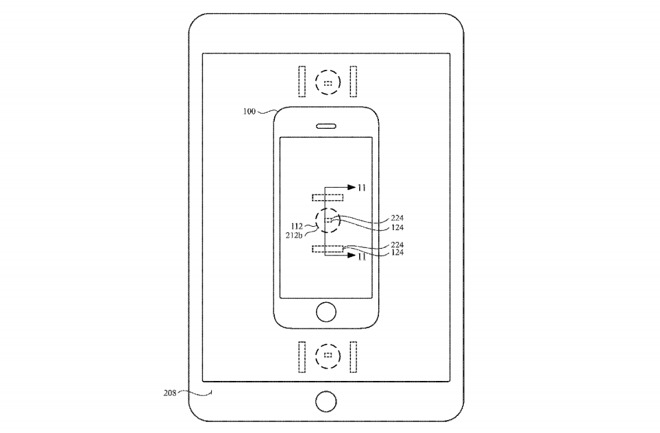 wireless charging patent
