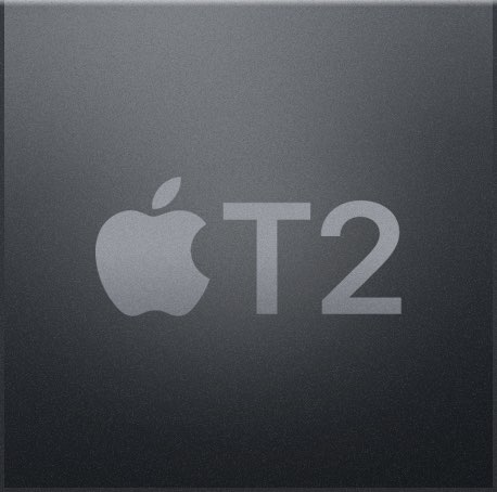 Apple T2 security chip - die shot