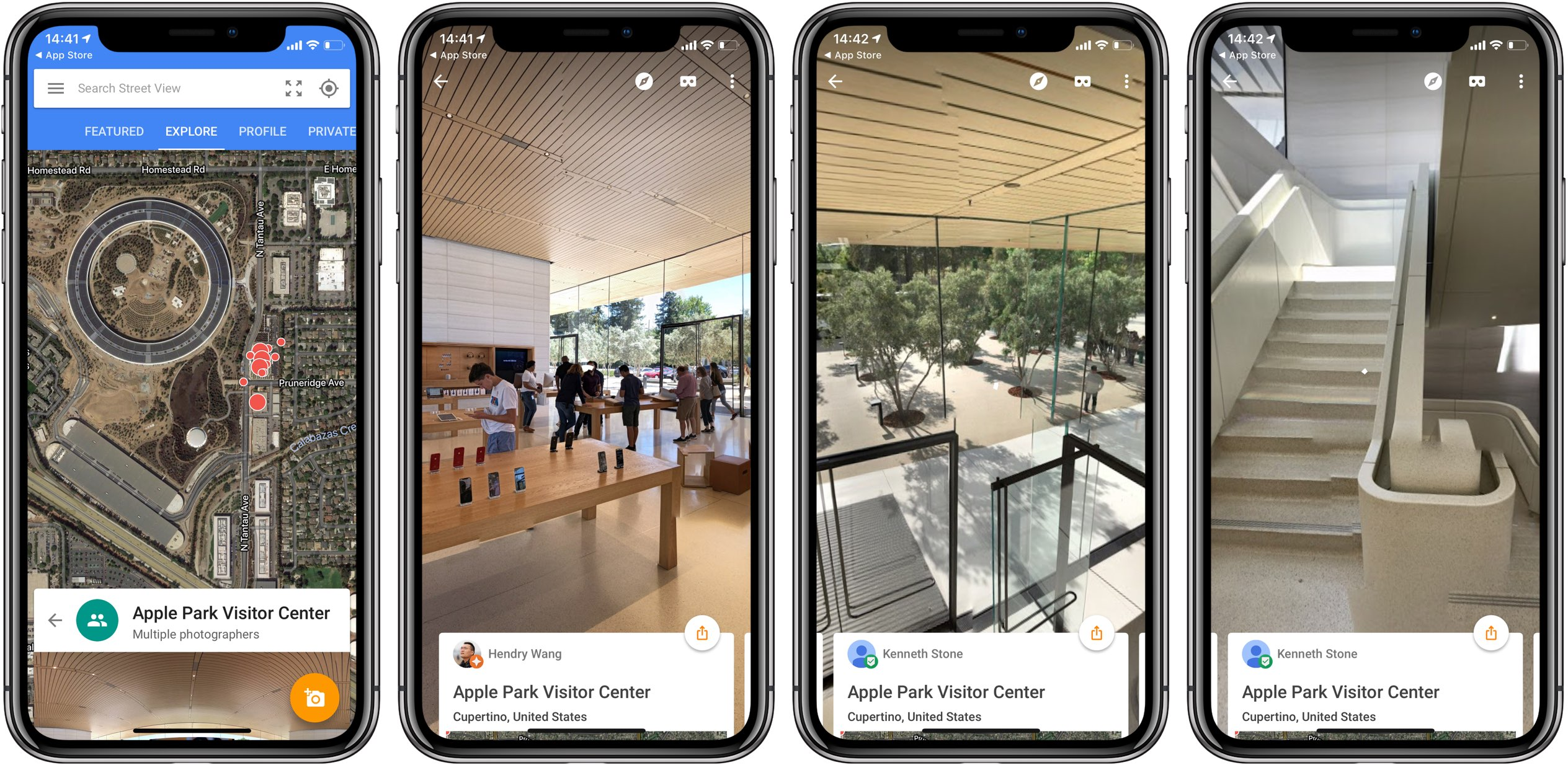 Google finally updates its Street View iOS app with iPhone X support