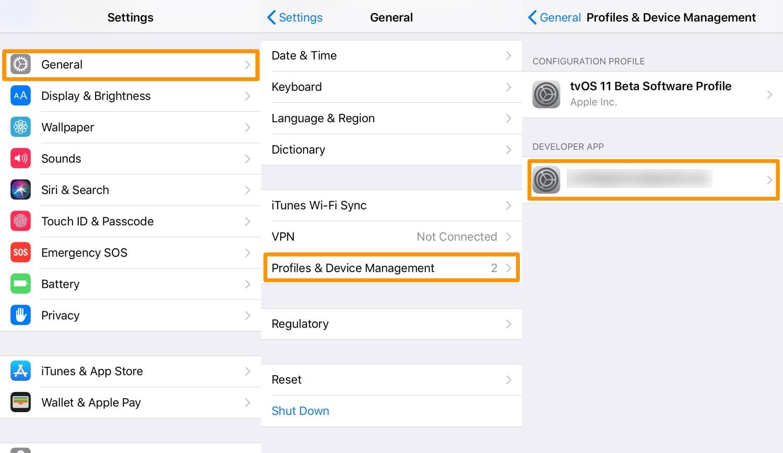 Trust Certificate Electra1131 - iOS 11.2-11.3.1 Jailbreak Yapımı