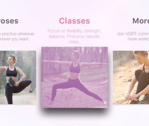 Yoga Poses and Classes Featured for Apple TV