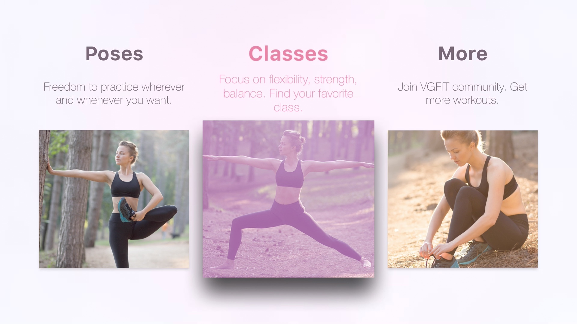 apple tv yoga apps - Yoga Poses and Classes