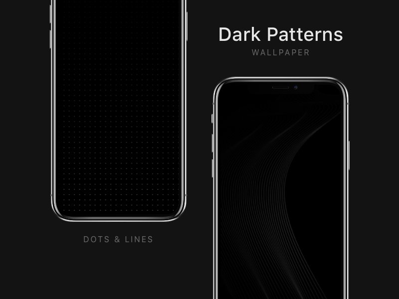Dark Pattern Wallpapers