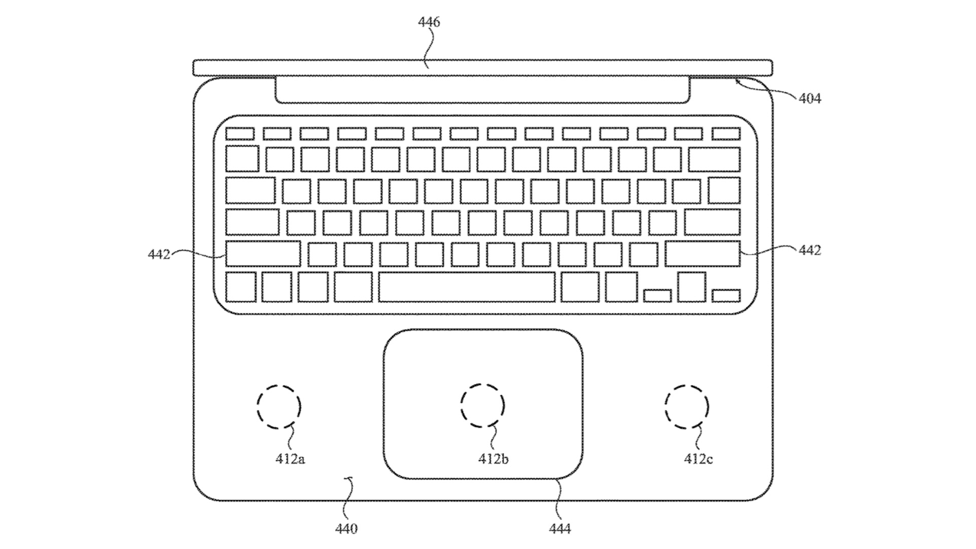 Apple Patent wireless charging