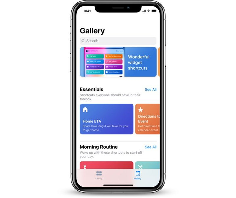 Apple introduces Shortcuts beta app for developers only