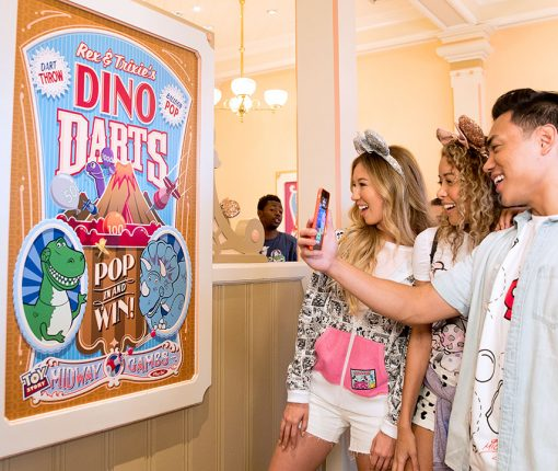 Disney Parks App