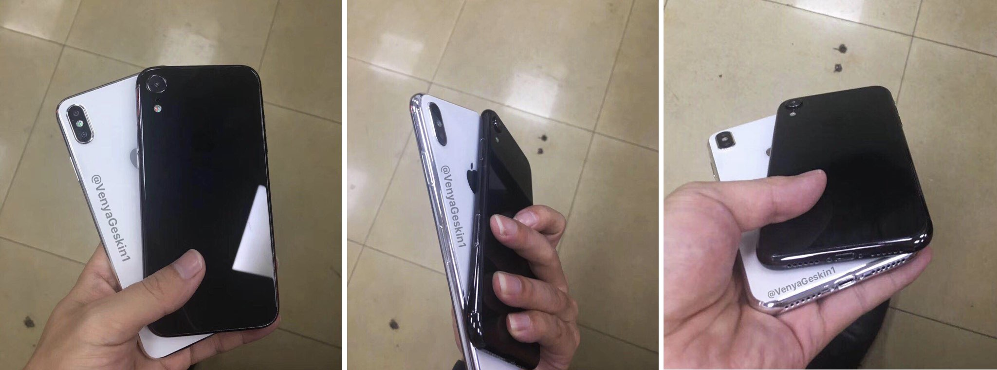 Leaked photos suggest so-called budget iPhone will have a single-lens camera