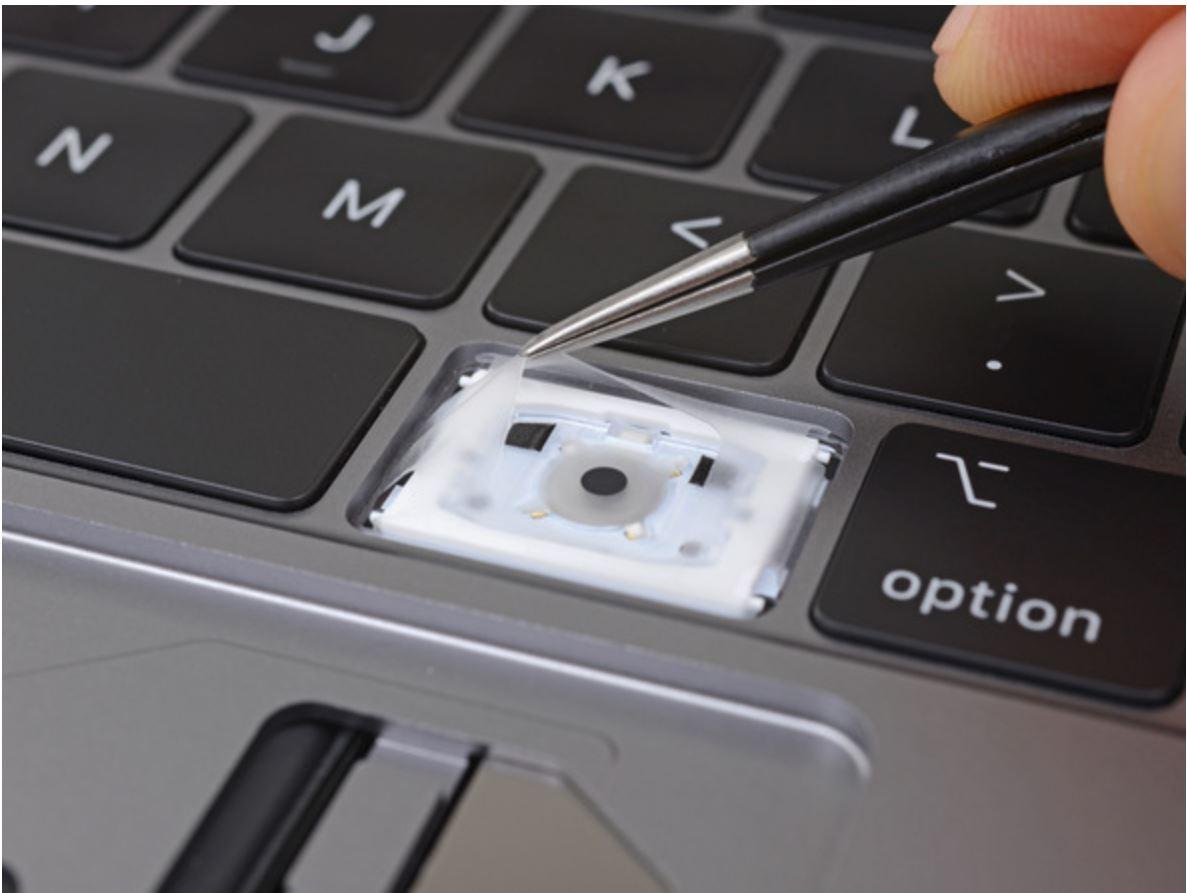 iFixit: 2018 MacBook Pro