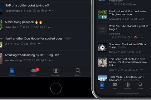 Wikipedia: how to enable Dark Mode & other themes on iPhone