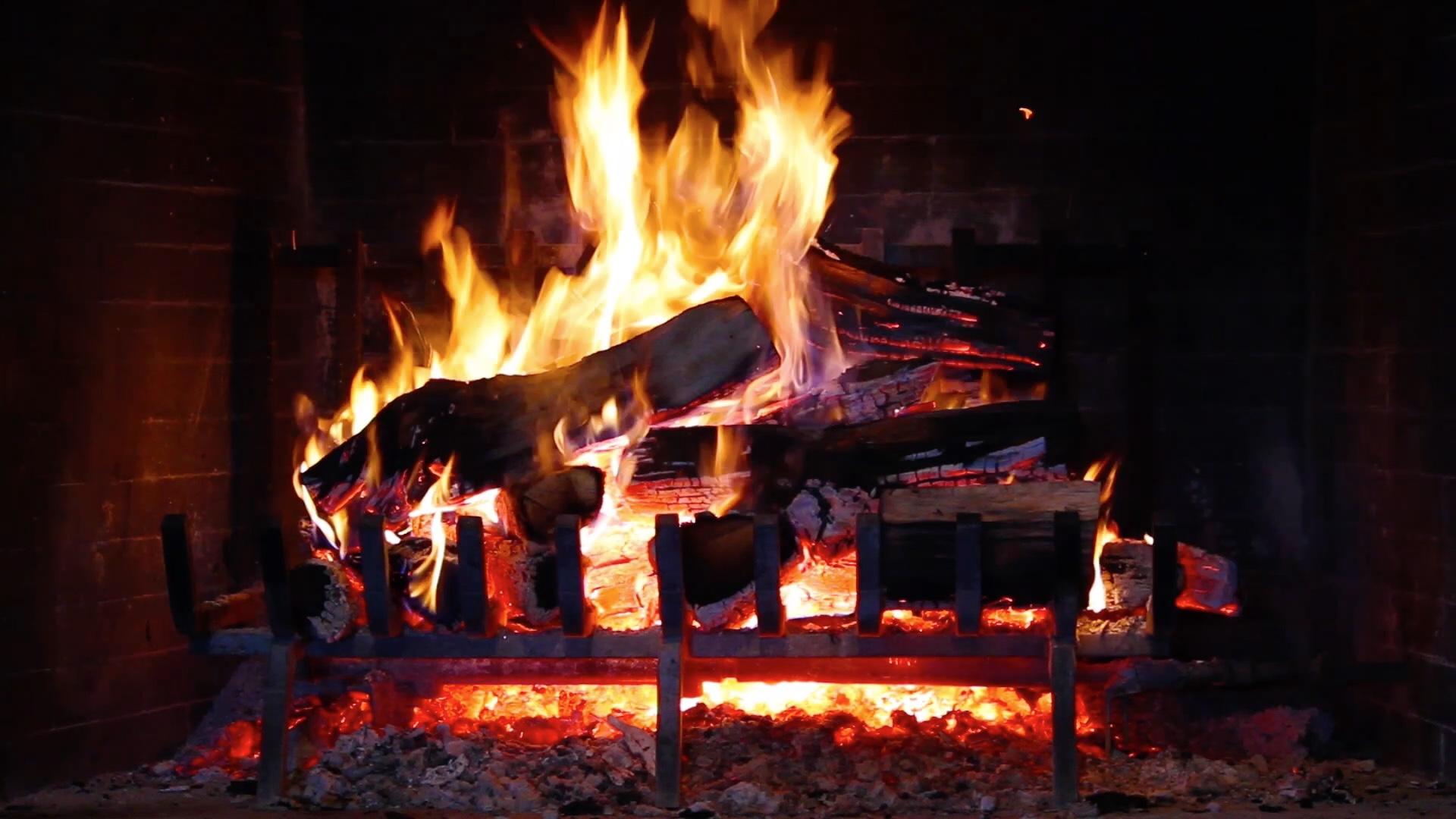 Atmo Fireplace Apple TV