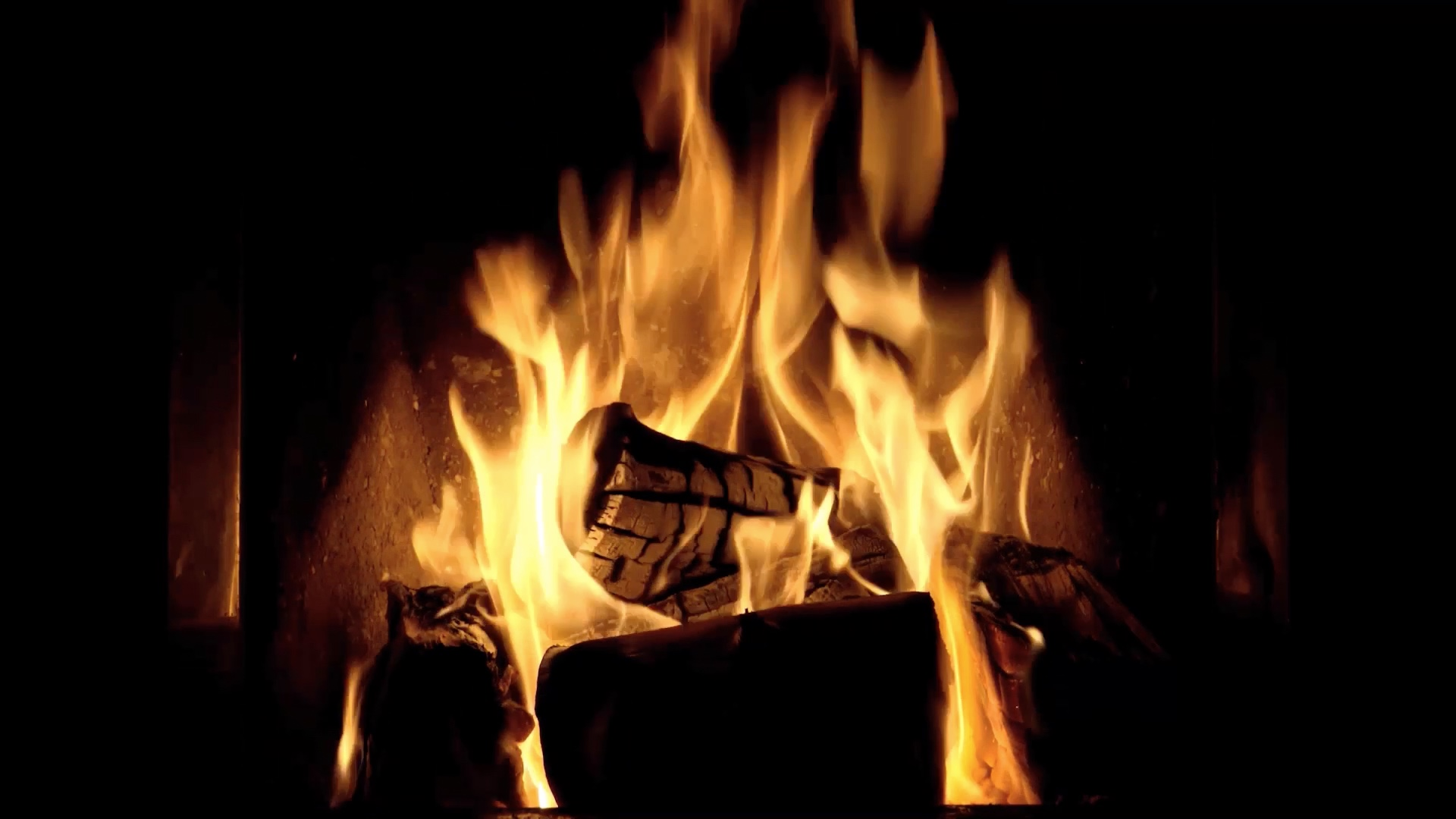 Fantastic Fireplace Apple TV