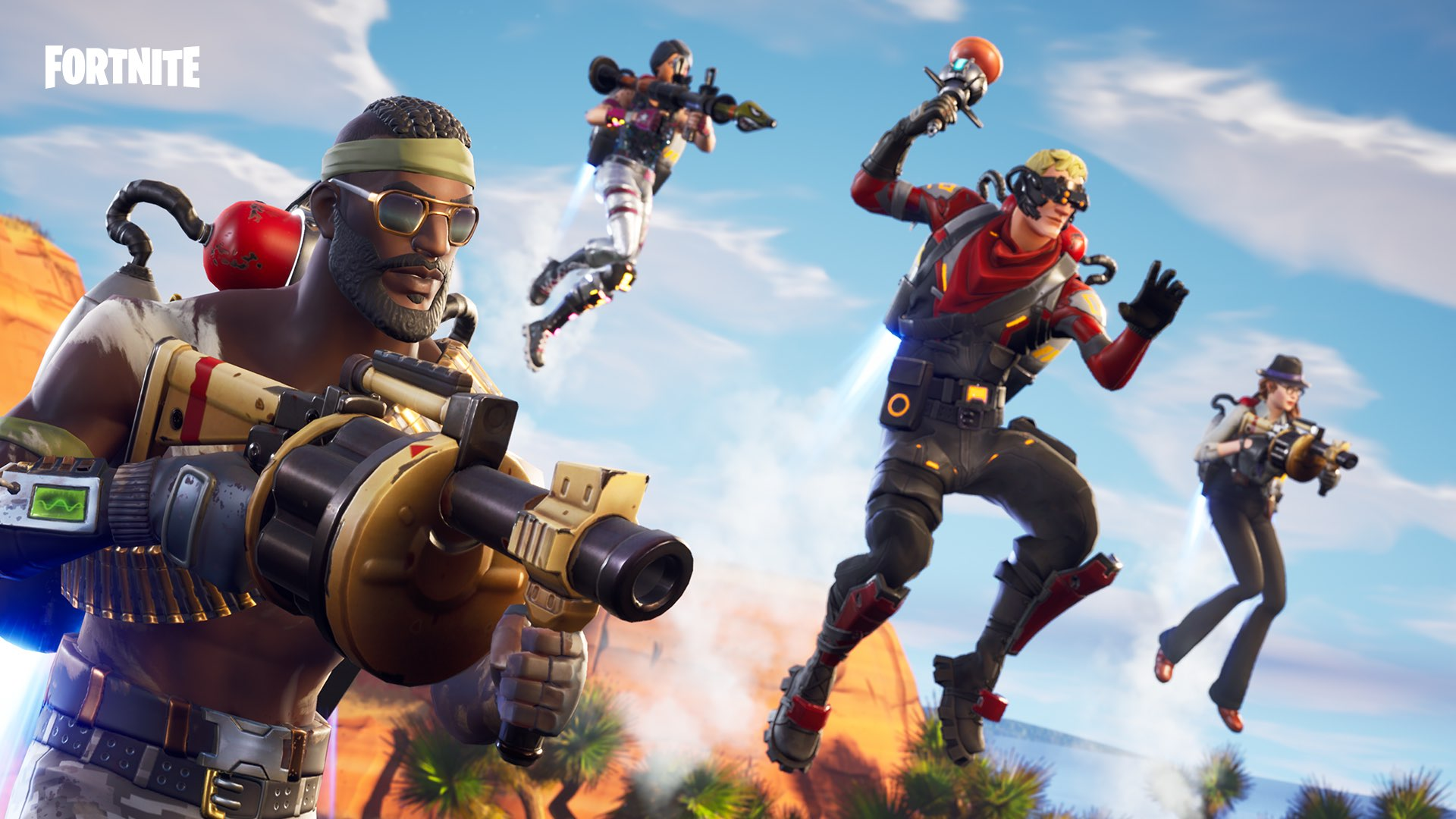 Popular Fortnite Battle Royale Mobile Game Could Launch On