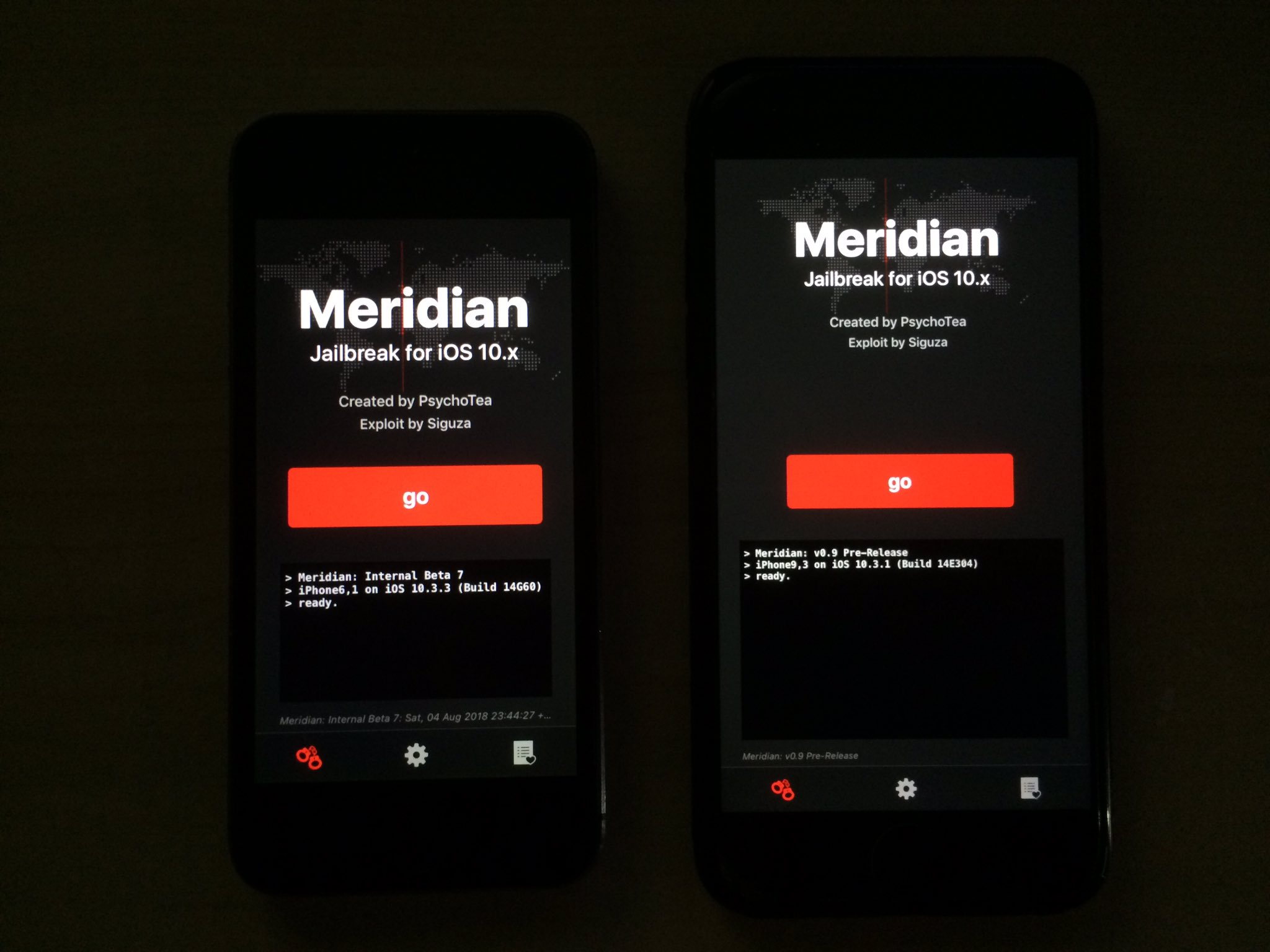 Meridian iOS 10 x jailbreak released with support for all 64