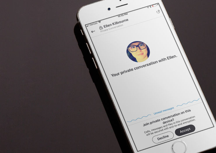 Skype for iPhone: How to conduct secure encrypted chats with