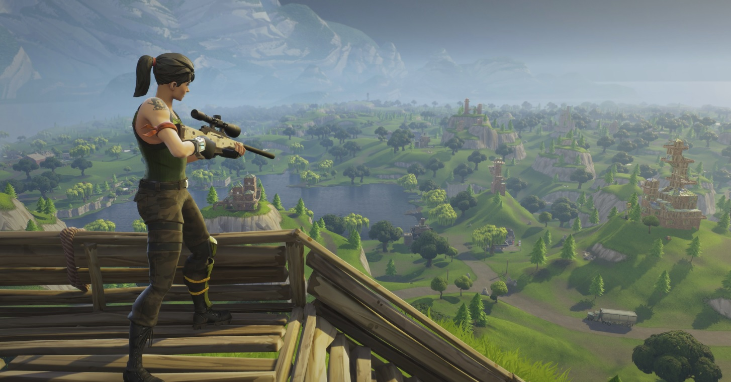 Fortnite is coming to Android, but only 300 million devices will run
