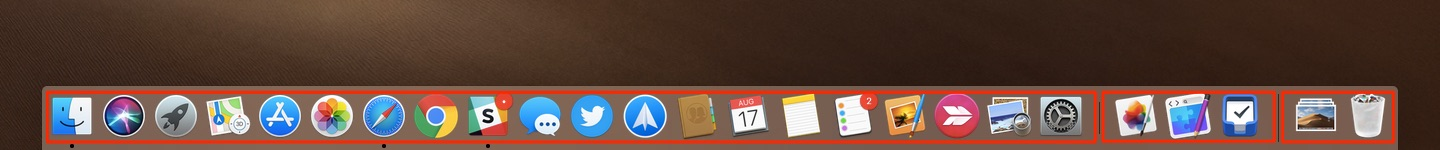 howto hide mac apps