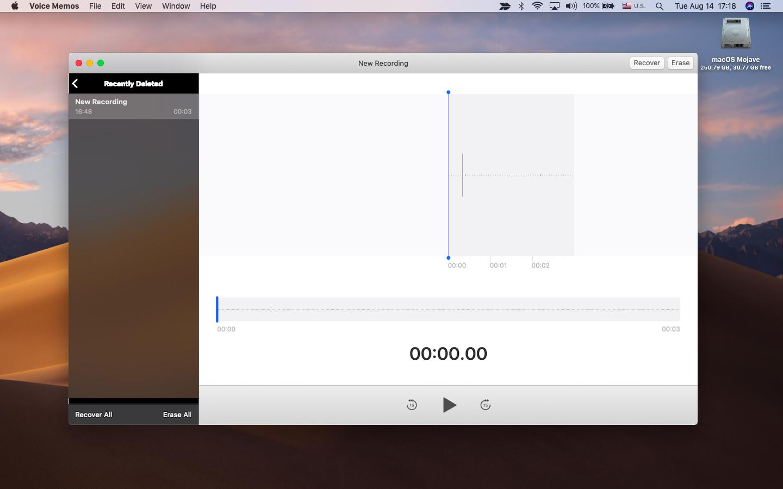 How to use Apple's Voice Memos app on Mac