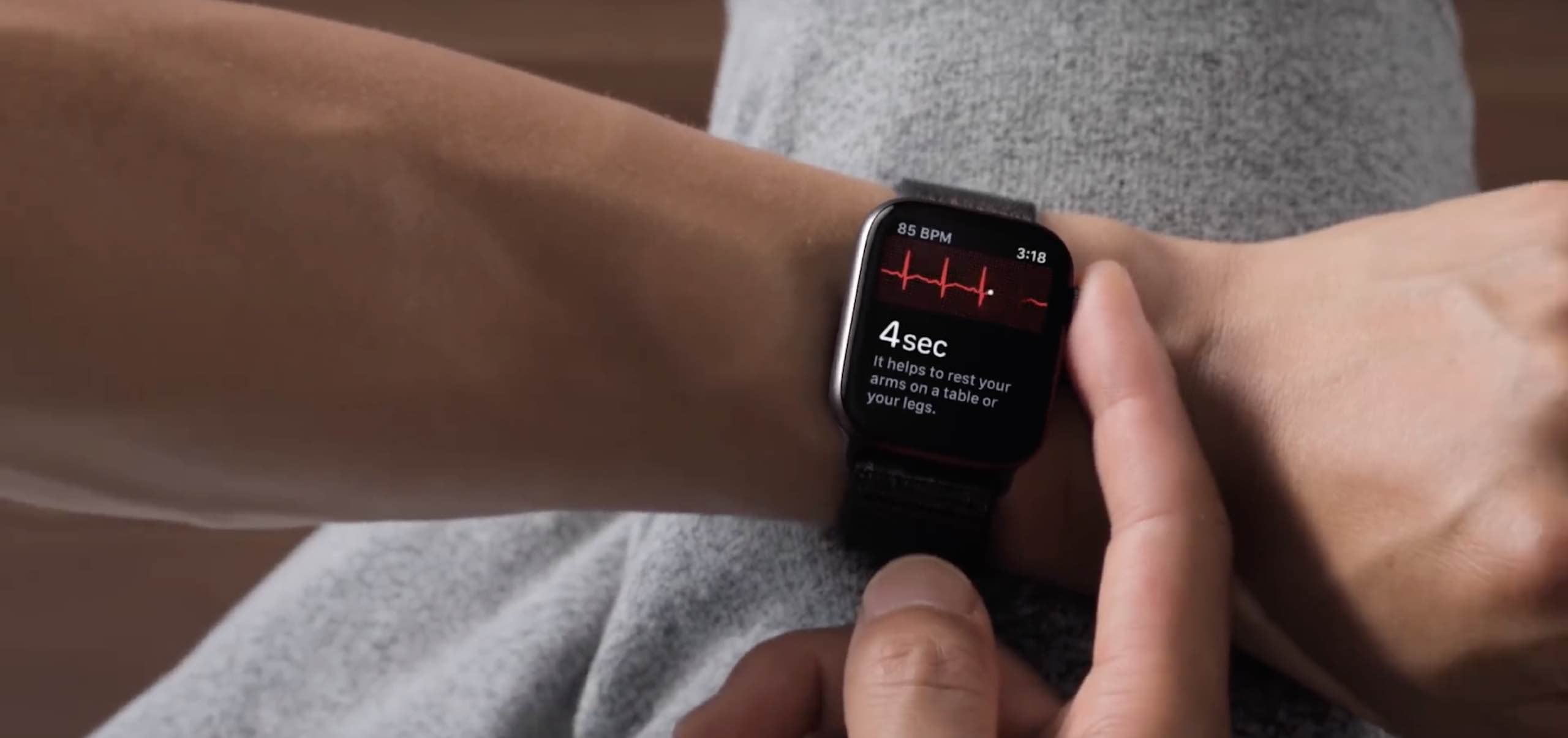 Apple Watch ECG functionality is coming later this year via a software update