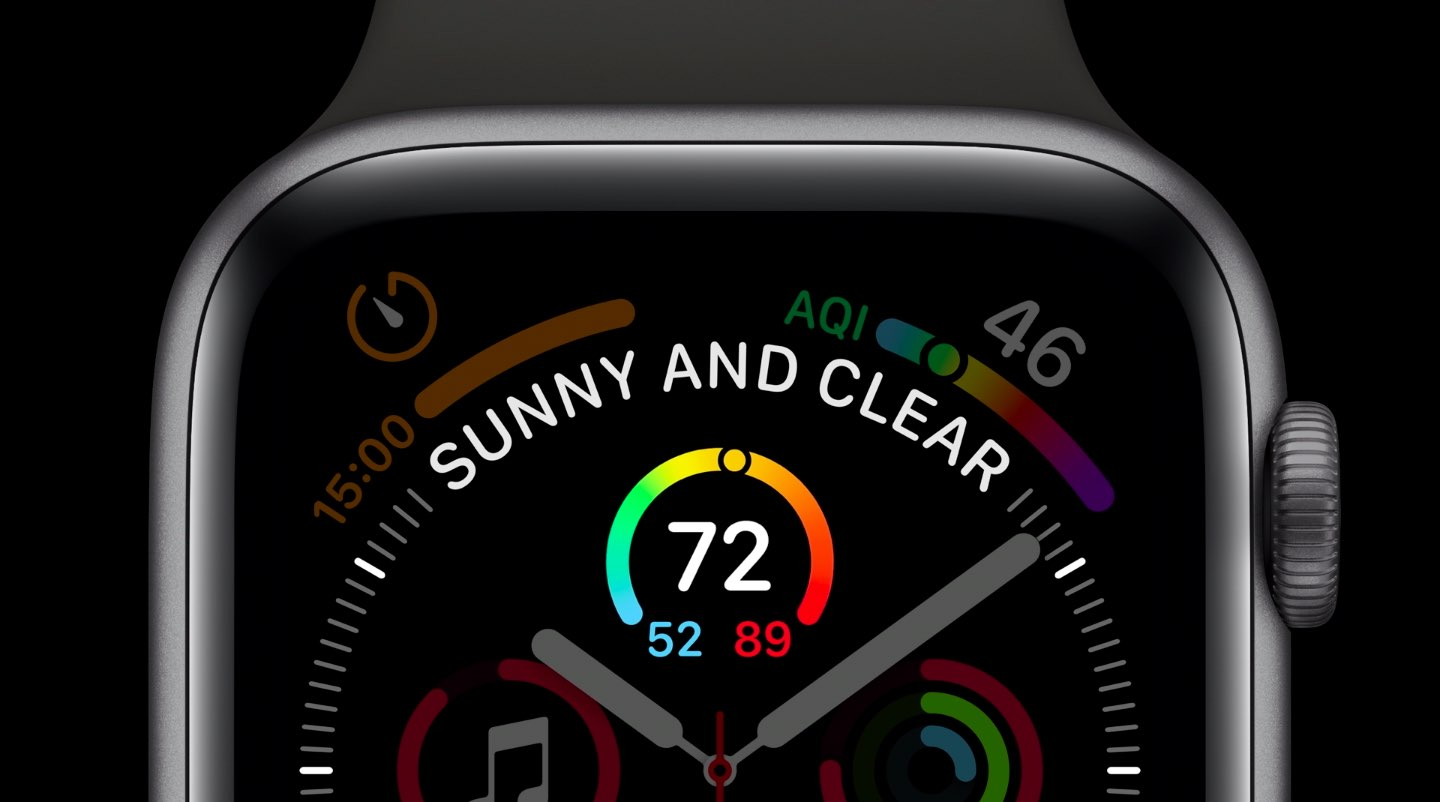 Apple Watch complications tutorial