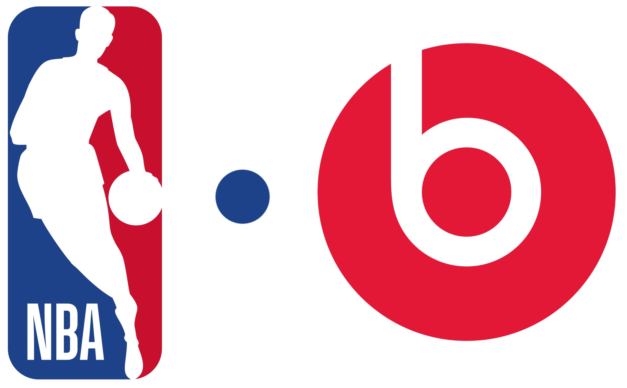 NBA and Beats logos