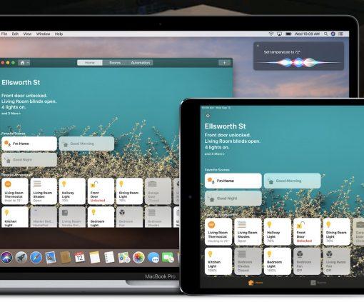 macOS home app