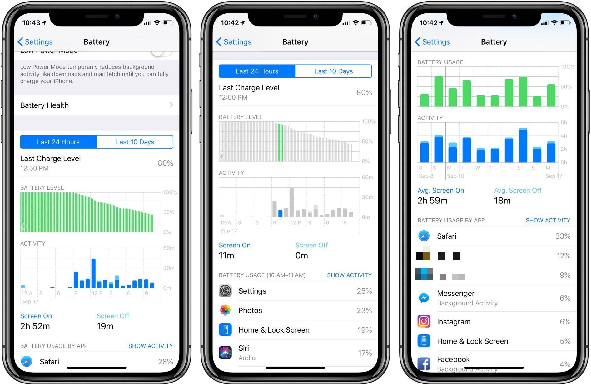 iOS 12 Screen Time causing excessive iPhone battery drain